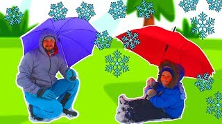 Rain Rain Go Away Song #6 | Mirik Yarik Nursery Rhymes & Kids Songs