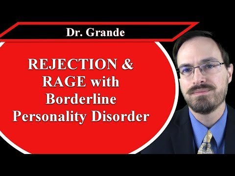 Rejection And Rage With Borderline Personality Disorder