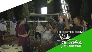 "Pembuatan   ""Yuk Puasa"" - Ayu Ting Ting (Behind The Scene)"