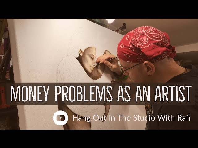 Dealing With Money Problems As An Artist + Outpouring Of Light
