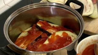 Healthy Eggplant Casserole Recipe Part 2 Vegetarian Imambaildi