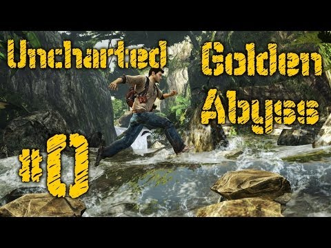 "PS Vita: Uncharted Golden Abyss #0 ll ""Prologo"""