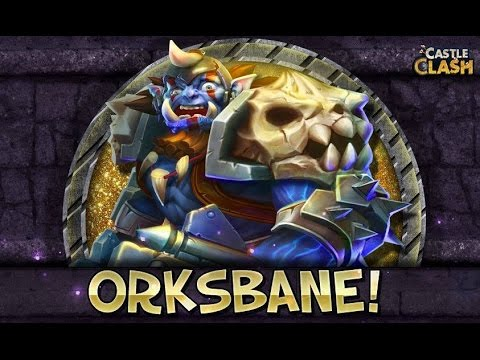 Castle Clash: Orksbane Gameplay