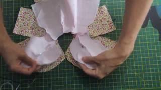 Tilda Toy/Baby: casaco parte 1/3