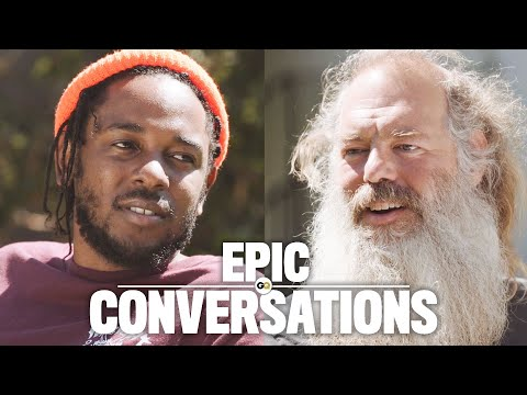 Kendrick Lamar Meets Rick Rubin and They Have an Epic Conver