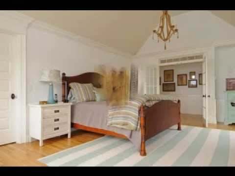 Cape cod bedroom decorations - YouTube