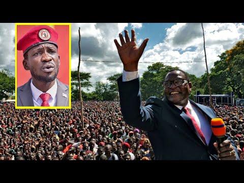 ENGERI okwegatta kwa Opposition e Malawi gye kwa wangudde ob