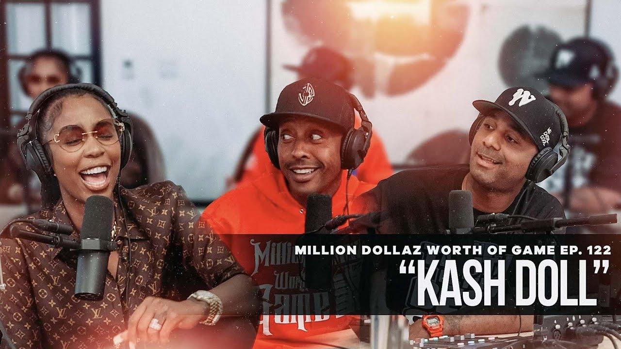 Download Kash Doll: Million Dollaz Worth of Game Ep. 122