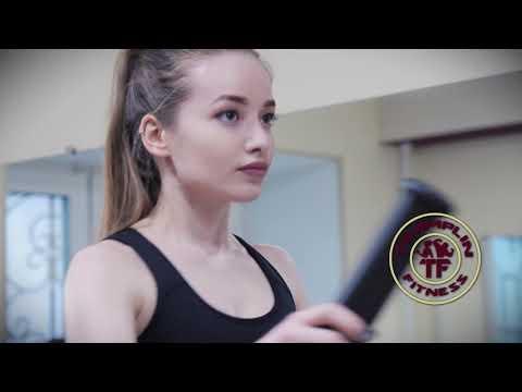 Видео презентация Tramplin Fitness. Фитнес клуб в Уфе.