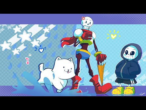 Undertale - Drop Pop Candy w/ lyrics [1M Reupload]