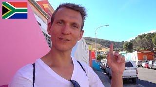 Auf Weltreise in Kapstadt - Einkaufen, Sightseeing, Bo-Kaap - Südafrika | VLOG #160