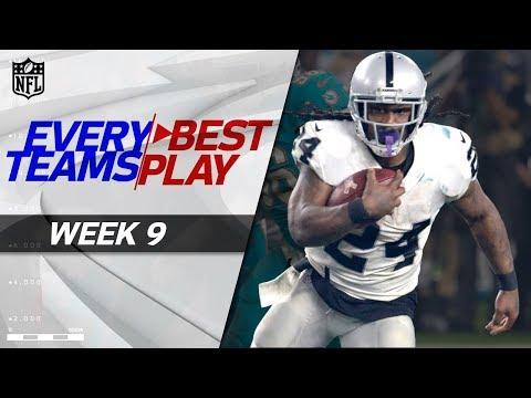 Every Team's Best Play of Week 9 💯 | NFL Highlights