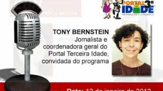Baixar Rádio CBN entrevista o Portal Terceira Idade sobre o IPC-3i (2012) (trecho)