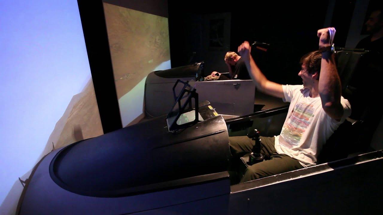 Jet Combat Simulator Missions