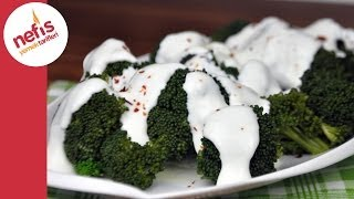 Yoğurtlu Brokoli | Nefis Yemek Tarifleri