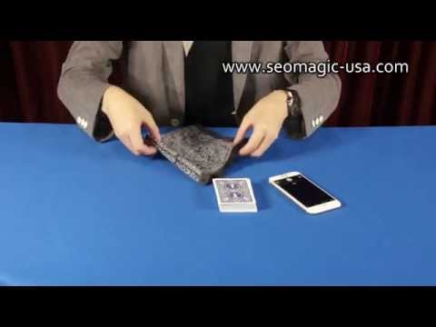 Eric Jones Magician Shocks Mel B with Coin Trick