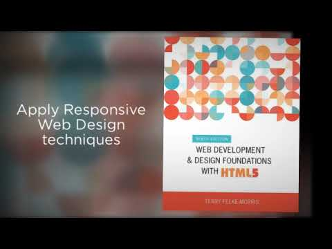 Web Development Design Foundations With Html5 9th Edition Youtube