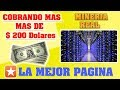 La MEJOR PAGINA de MINERÍA REAL (Cobrando Mas De $250 Dolares) ✔