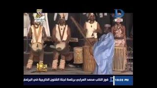العاشرة مساء|مهرجان الطبول رسالة حب وسلام للعالم تؤكد الأمان في مصر وتعزز السياحة