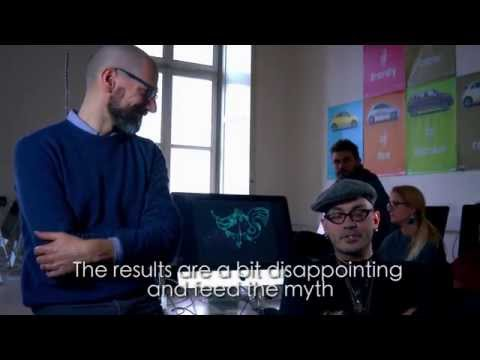 The Making of an interactive book - eng sub