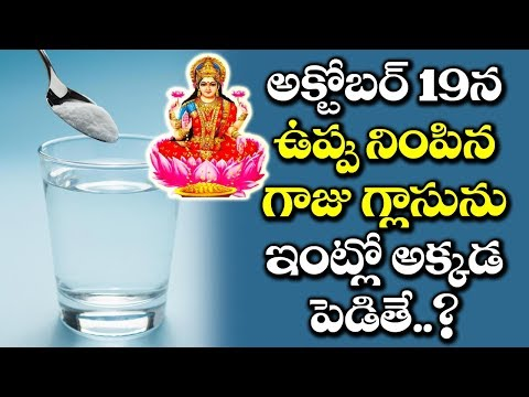 Do You Know What Happens if We Place Salt Water in a Room? | Unknown Facts | VTube Telugu