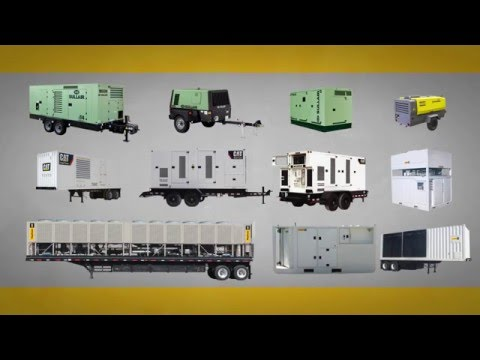 Power Systems - Turnkey Rental Solutions