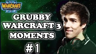 Grubby | Warcraft 3 TFT - Grubby Warcraft 3 Moments #1