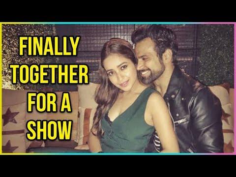 Rithvik Dhanjani & Asha Negi Come TOGETHER For A Show