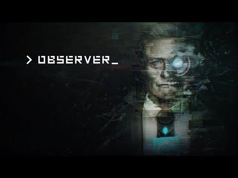 [Observer] - Психологический триллер