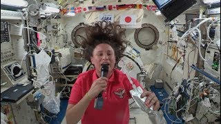 Live Downlink with the International Space Station & Serena Auñón-Chancellor
