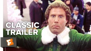 Elf (2003) Official Trailer #2 - Will Ferrell Christmas Comedy HD