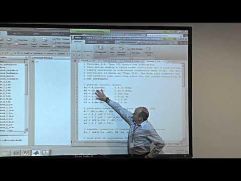 Control Theory Seminar - Part 4