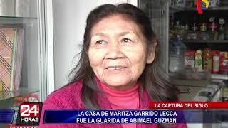 La casa de Maritza Garrido Lecca: conoce la guarida de Abimael Guzmán
