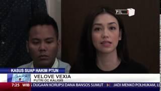 Velove Vexia Ancam Akan Laporkan KPK ke Komnas HAM