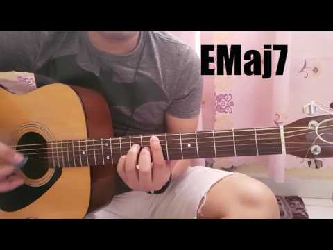 Jesus the same - Israel Houghton (Easy Guitar Chords)