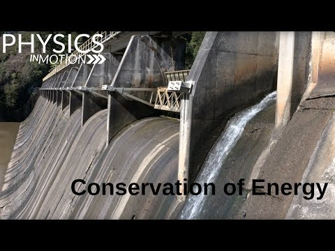 What Is the Conservation of Energy? | Physics in Motion