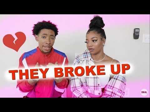 DK4L BROKE UP (SHE SAID WHAT?) Part 1