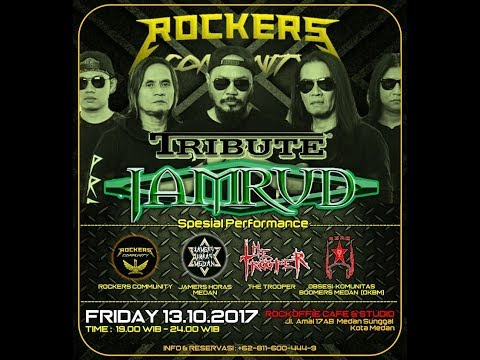The Trooper - Tribute Jamrud (Dokter Suster)