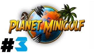 Planet Minigolf Pt.3 || PSN || Drive-In