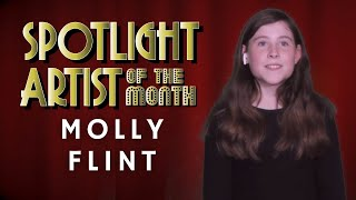 Molly Flint - BTC Artist of the Month May 2021