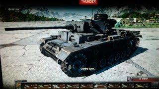 ЗБТ - Танки War Thunder (геймплей наземки збт) - Tanks gameplay War Thunder