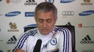 "Mourinho: ""Habe kein Mitleid mit Moyes"" | FC Chelsea - Manchester United"