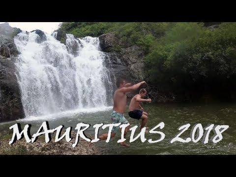 Mauritius Travel 🌴 Waterfalls 🌊 Tamarind, Rochester, Chamarel, GRSE [4K]