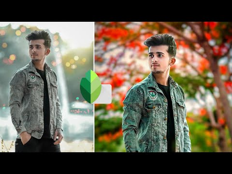 Snapseed Background Change Photo Editing | Snapseed Stylish Photo Editing | Photo Editing In Hindi