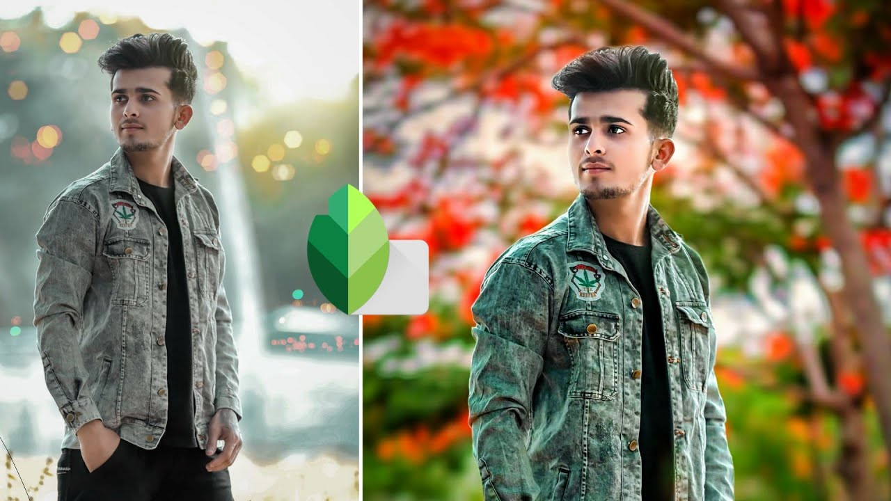 Snapseed Background Change Photo Editing Snapseed Stylish Photo Editing Photo Editing In Hindi Youtube