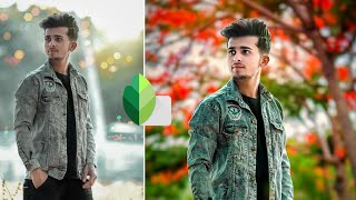 Snapseed Background Change Photo Editing | snapseed stylish Photo Editing | photo Editing in Hindi screenshot 3