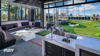 TopGolf Las Vegas is the BIGGEST in the WORLD!