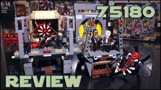 Lego Star Wars 75180 Rathtar Escape Review | Обзор на Лего Звёздные Войны 75180 Побег Рафтаров