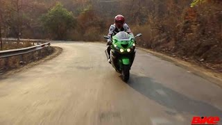 Kawasaki Ninja ZX 14R Bike India review