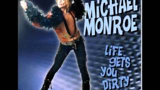 Watch Michael Monroe No Means No video